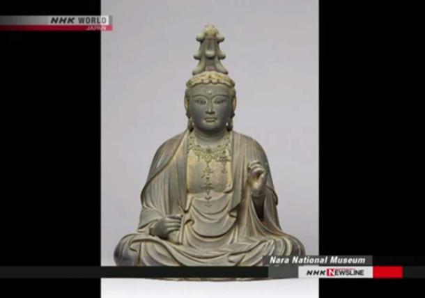 Phát hiện 'kho báu' trong tượng Phật cổ ở Nhật Bản 1