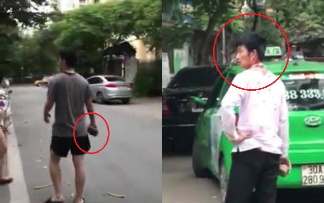 Tài xế taxi Mai Linh bị đánh chảy máu đề nghị cơ quan chức năng làm rõ, xử lý người hành hung mình 3