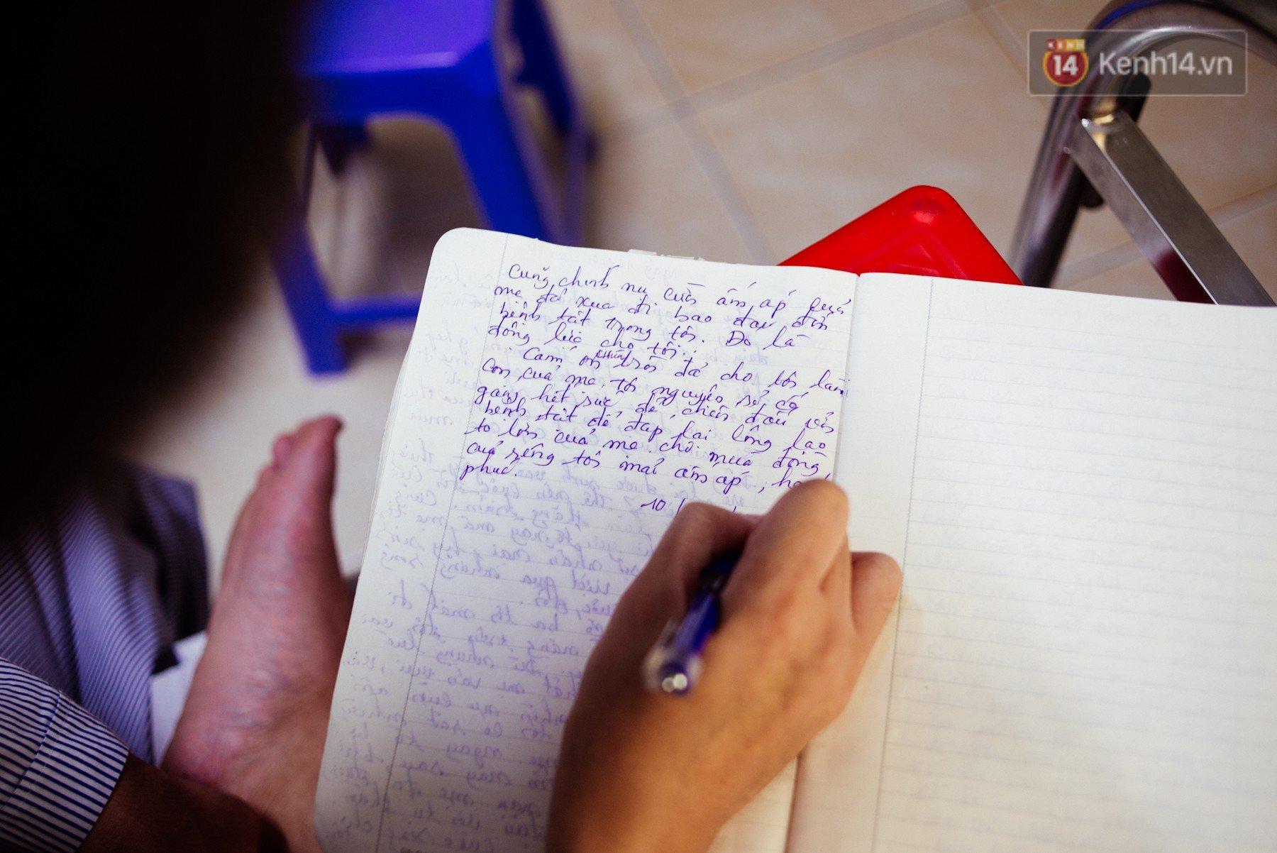 Trang nhật ký xúc động về mẹ của cậu trai bị liệt nửa người và tâm sự của những đứa con không còn mẹ 2