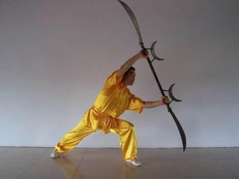 4 vũ khí 'dị' nhất TQ: Cái cuối cùng là khắc tinh của samurai Nhật Bản 3