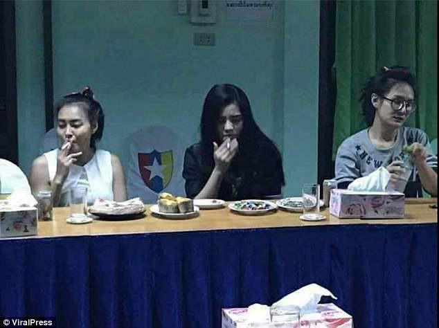 Hình ảnh Dung nhan bất ngờ của bộ 3 nữ sát thủ lĩnh án 127 năm tù số 2