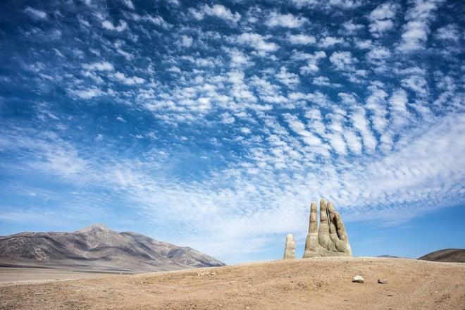 Phát hiện bàn tay Phật Tổ Như Lai thu phục Tôn Ngộ Không nhưng không nằm ở Trung Quốc! - Ảnh 3.