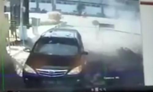 Hình ảnh Tiếp tục đánh bom ở Indonesia, ít nhất 7 người chết số 1