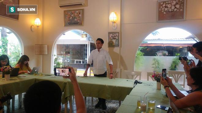 Sau họp báo chớp nhoáng, Phạm Anh Khoa lại lên Facebook viết tâm thư xin lỗi - Ảnh 1.