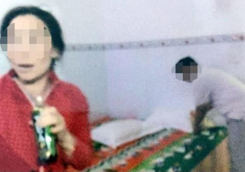 Hình ảnh Bị bắt quả tang vào nhà nghỉ với chồng người khác, cô giáo lên tiếng phân trần số 1