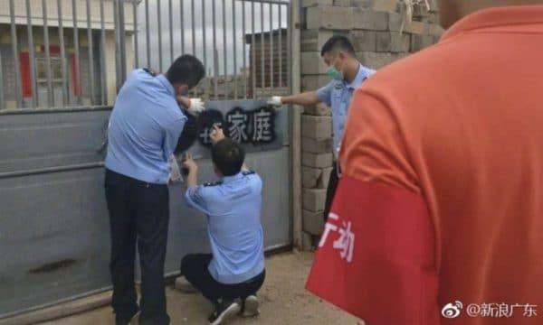 Sơn chữ Nhà có người nghiện lên tường nhà dân, cơ quan địa phương tại Trung Quốc bị dân mạng phản đối dữ dội - Ảnh 3.