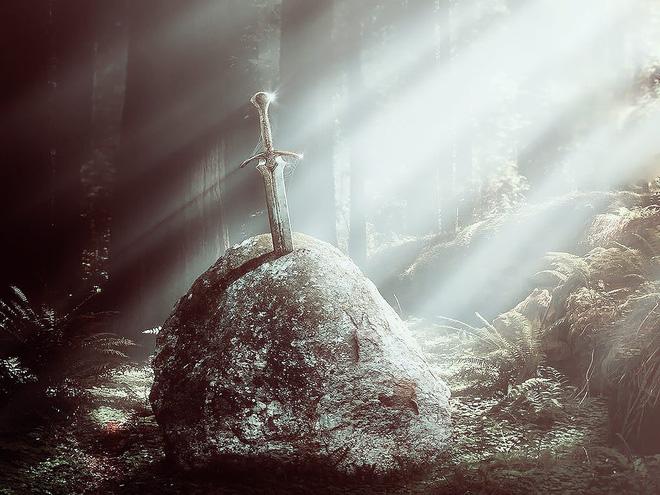 Mười thanh kiếm bí ẩn nhất trong lịch sử, riêng cái cuối dài gần 4m, nặng 15kg 4