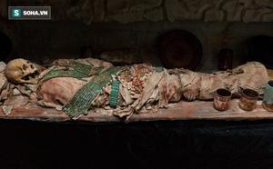 Bí ẩn cổ kiếm của Việt Vương Câu Tiễn: Hơn 2000 năm không gỉ, thử nhẹ suýt lìa ngón tay 3