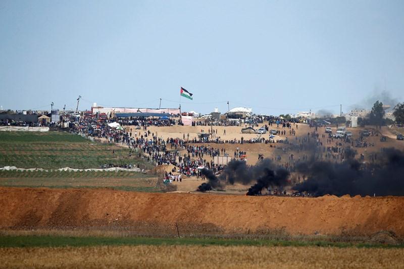 Ngày tang thương của Palestine: 58 người chết, 2.711 người bị thương 2