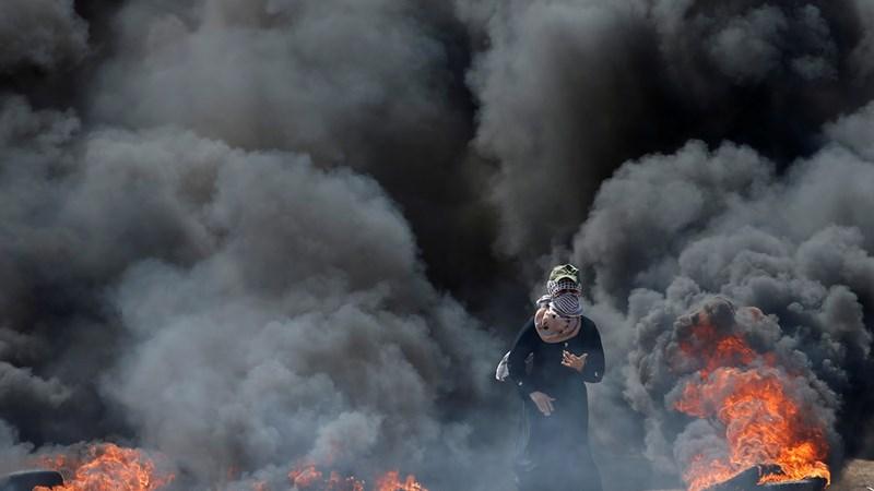 Ngày tang thương của Palestine: 58 người chết, 2.711 người bị thương 4