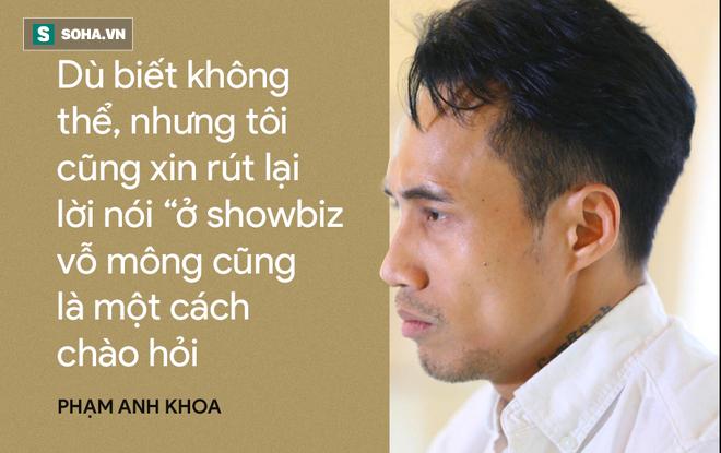 Cái cúi đầu của Phạm Anh Khoa và nỗi đau của người bố không bảo vệ được con mình! 3