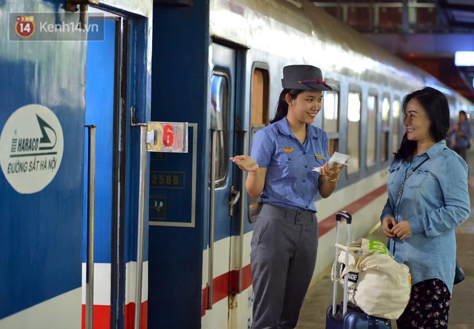 Đường sắt Việt Nam tăng chuyến, thay đổi giờ tàu và thêm một đôi tàu phục vụ suất ăn miễn phí 1