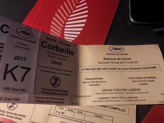 Các người đẹp vô danh Hoa ngữ chi bao nhiêu tiền để được đi thảm đỏ Cannes? 2