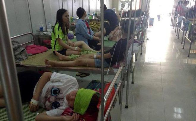 Hình ảnh Hơn 70 sinh viên sư phạm nhập viện khẩn vì ngộ độc sau bữa liên hoan số 1