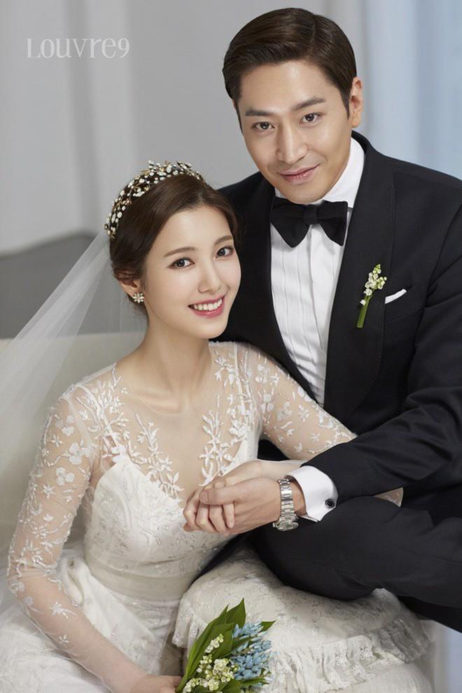 Lật lại tình sử showbiz Hàn, ngỡ ngàng trước những mối tình đẹp như mộng nhưng ít ai biết đến 4