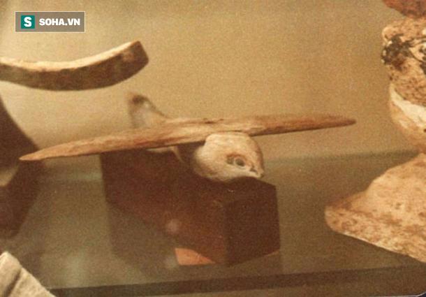 Phát lộ mô hình giống hệt máy bay trong kho tàng cổ vật Ai Cập - Ảnh 1.