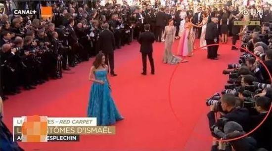 Các người đẹp vô danh Hoa ngữ chi bao nhiêu tiền để được đi thảm đỏ Cannes? 9