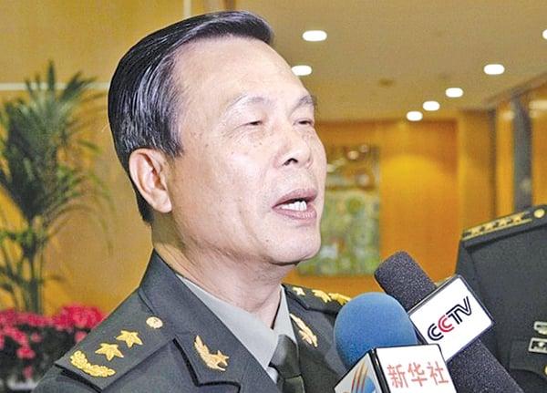 Hình ảnh Tướng Trung Quốc bị giáng 8 cấp vì có con rể người Pháp số 1