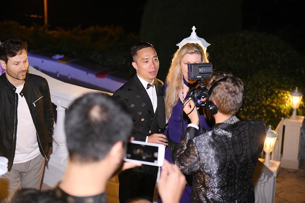 Nữ diễn viên Người đẹp và Quái vật chọn Áo dài xuất hiện trên thảm đỏ Cannes 6