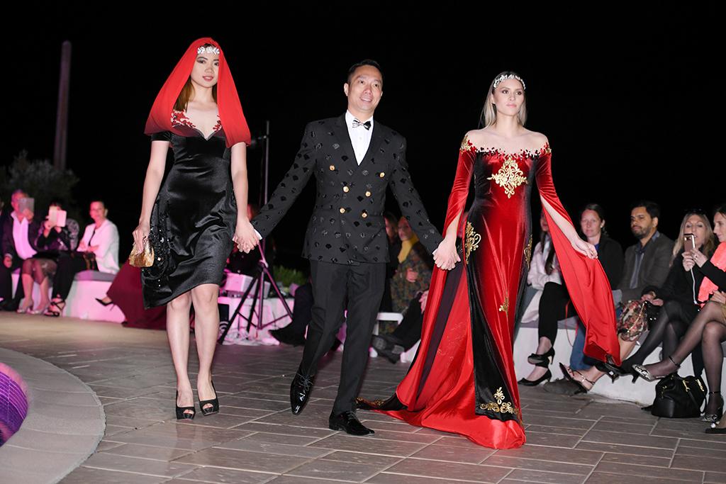 Nữ diễn viên Người đẹp và Quái vật chọn Áo dài xuất hiện trên thảm đỏ Cannes 2