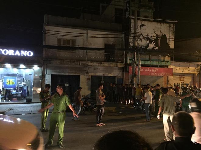 Khởi tố vụ nhóm trộm đâm 2 hiệp sĩ tử vong ở Sài Gòn - Ảnh 3.
