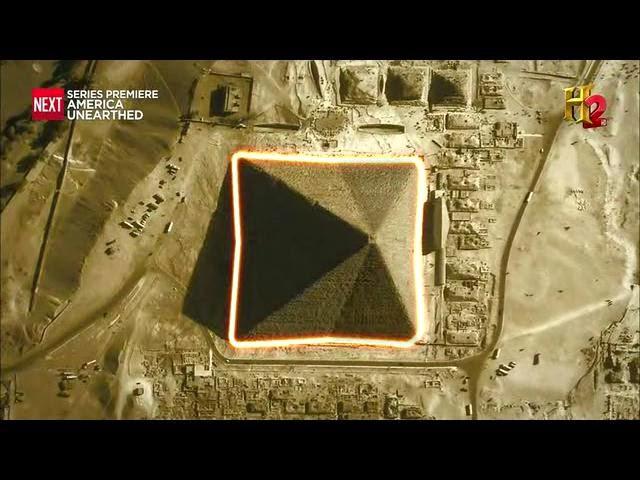 Sự thật về Giza: Không phải ngẫu nhiên mà kim tự tháp có khối lượng, chu vi như vậy! 2