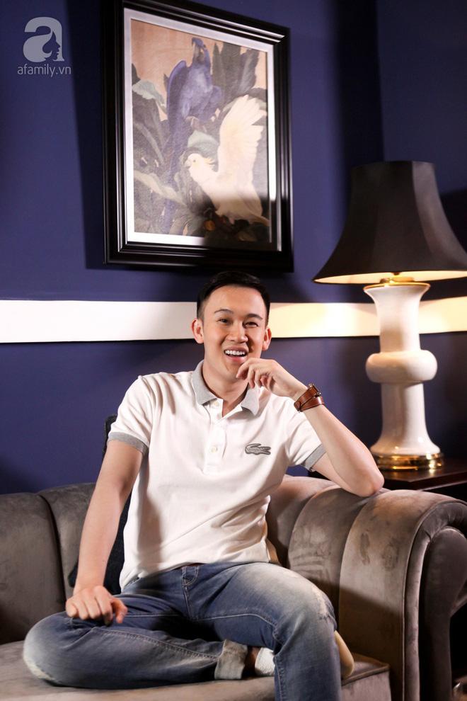 Dương Triệu Vũ: Muốn biết tôi có đồng tính hay không thì phải lên giường mới biết được! - Ảnh 6.