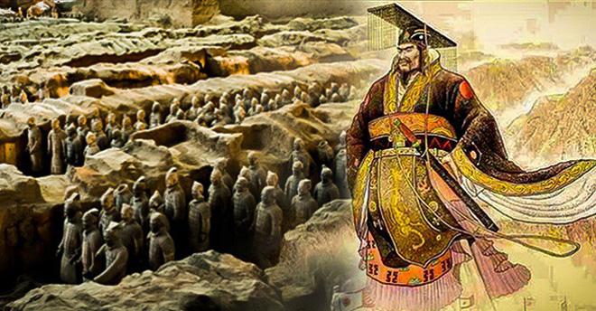 Giải mã nguyên nhân quyền lực tối thượng của Tần Thủy Hoàng - Ảnh 7.