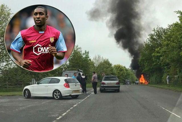 Cựu sao Premier League tử vong sau tai nạn ôtô kinh hoàng 1