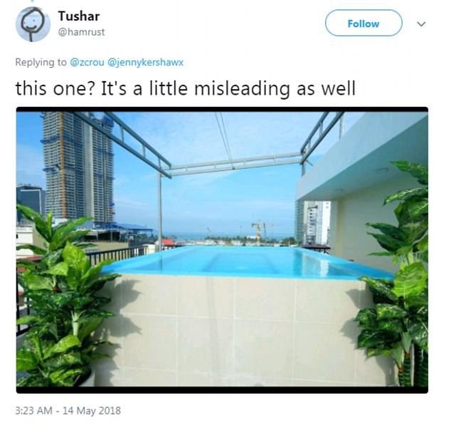 Bể bơi cơ cực ở Việt Nam lên báo Anh khiến cộng đồng mạng quốc tế được phen cười xả láng - Ảnh 3.