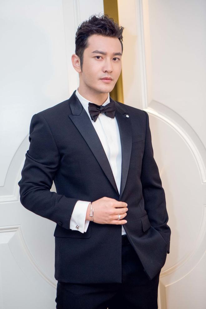 Thảm đỏ LHP Cannes: Huỳnh Hiểu Minh kém sắc, Yoo Ah In bảnh bao xuất hiện cùng dàn siêu mẫu xinh đẹp 4