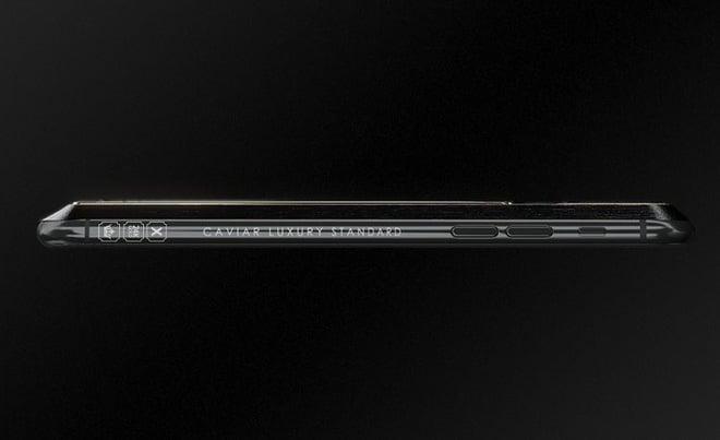 Xuất hiện iPhone X Tesla giá gần tỷ đồng, có pin mặt trời lướt web cả ngày không lo hết 8