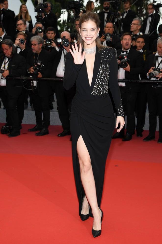 Thảm đỏ LHP Cannes: Huỳnh Hiểu Minh kém sắc, Yoo Ah In bảnh bao xuất hiện cùng dàn siêu mẫu xinh đẹp - Ảnh 10.