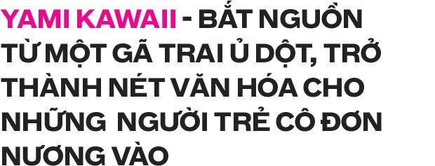 Bên cạnh Kawaii - dễ thương, người Nhật còn có Yami Kawaii - nét văn hóa đối lập và méo mó của những tâm hồn chịu nhiều thương tổn 9