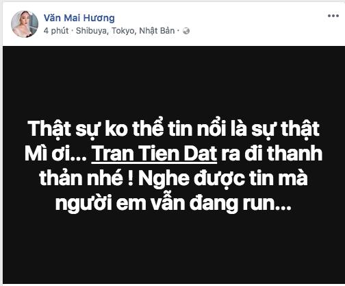 Đông Nhi, HHen Niê cùng loạt sao Việt sốc và bàng hoàng trước sự ra đi của stylist Mì Gói 4