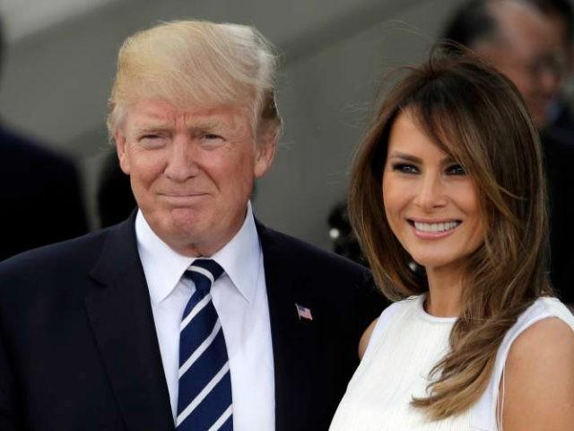 Thay vì tặng quà cưới cho Hoàng tử Harry, vợ chồng Tổng thống Trump đã làm một việc ý nghĩa này 1