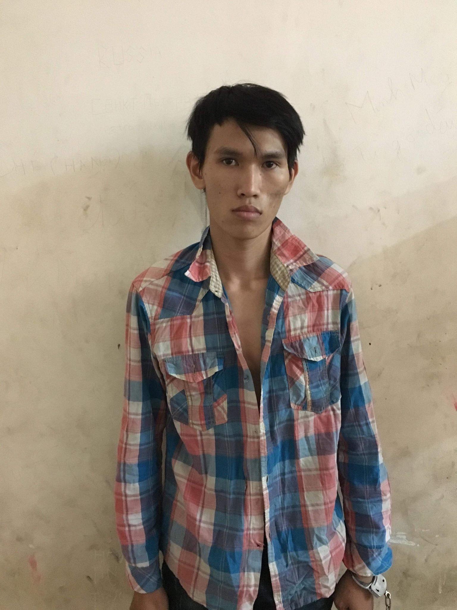 Thanh niên cướp tài sản của du khách nước ngoài ở trung tâm Sài Gòn 1