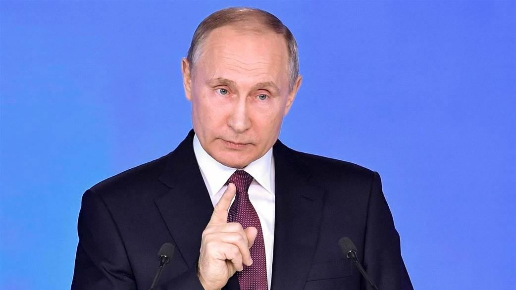 """TT Putin tiết lộ con đường giúp Nga """"bất khả chiến bại"""" và bình yên trong nhiều thập kỷ tới 1"""