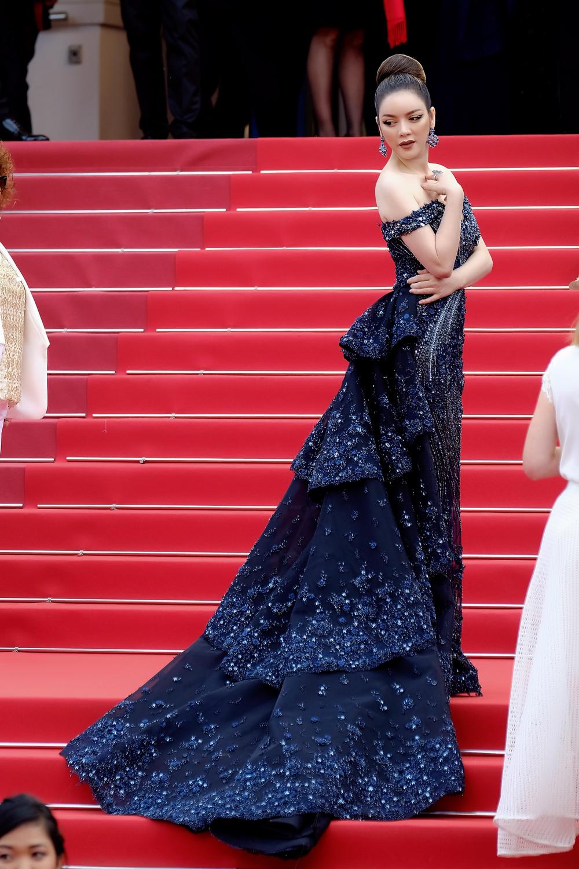 """Lý Nhã Kỳ: """"Nhiều người nghĩ tôi diện đồ đến Cannes để… chụp hình' 2"""