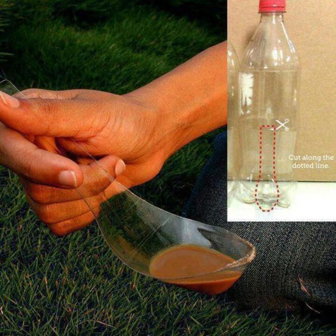 Muôn vàn cách tái chế đồ dùng độc đáo từ chai nhựa bỏ đi 23