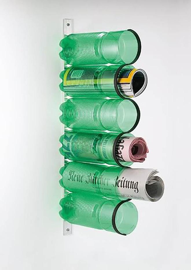 Muôn vàn cách tái chế đồ dùng độc đáo từ chai nhựa bỏ đi 24