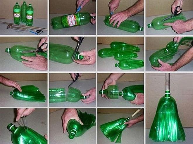Muôn vàn cách tái chế đồ dùng độc đáo từ chai nhựa bỏ đi 25