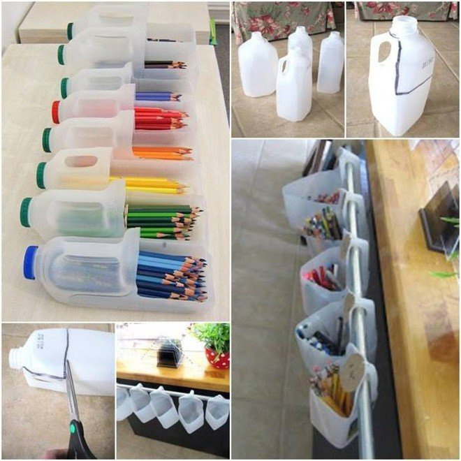 Muôn vàn cách tái chế đồ dùng độc đáo từ chai nhựa bỏ đi 5