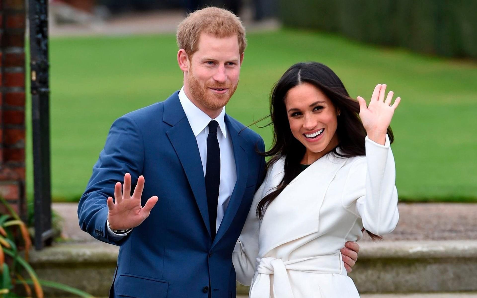Nữ diễn viên Meghan Markle sẽ nhận tước hiệu gì sau khi trở thành vợ Hoàng tử? 2