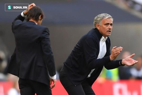 Man United thua bạc nhược, định lý làm nên tên tuổi Mourinho chính thức tan vỡ 1