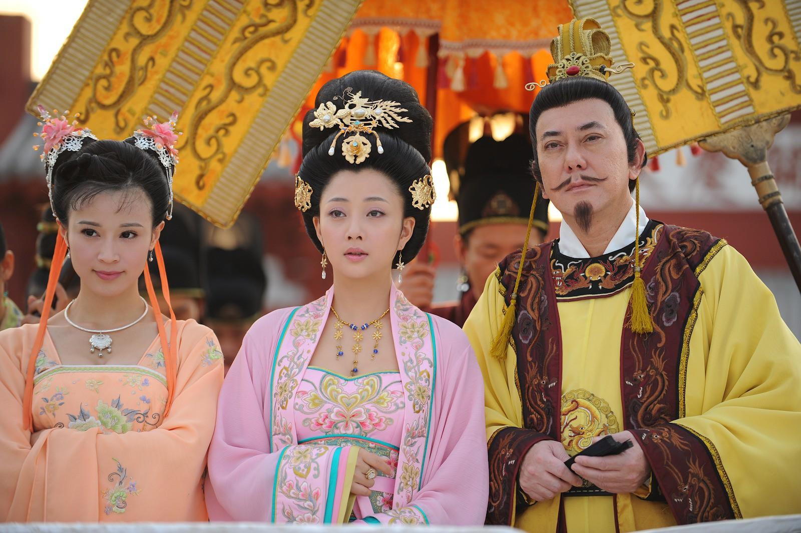 Dù là sủng phi của Huyền Tông Hoàng đế nhưng vì đâu Dương Quý Phi lại không được sắc phong làm Hoàng hậu? 5