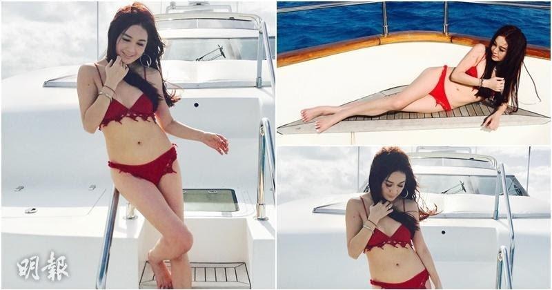 Phan Kim Liên - Ôn Bích Hà diện bikini khoe dáng ở tuổi 52 4