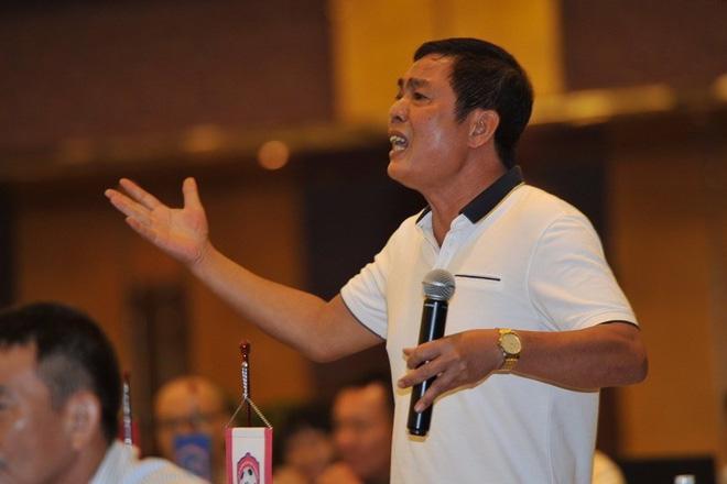 Hình ảnh VPF chịu áp lực xử lý Phó Chủ tịch Trần Mạnh Hùng số 1