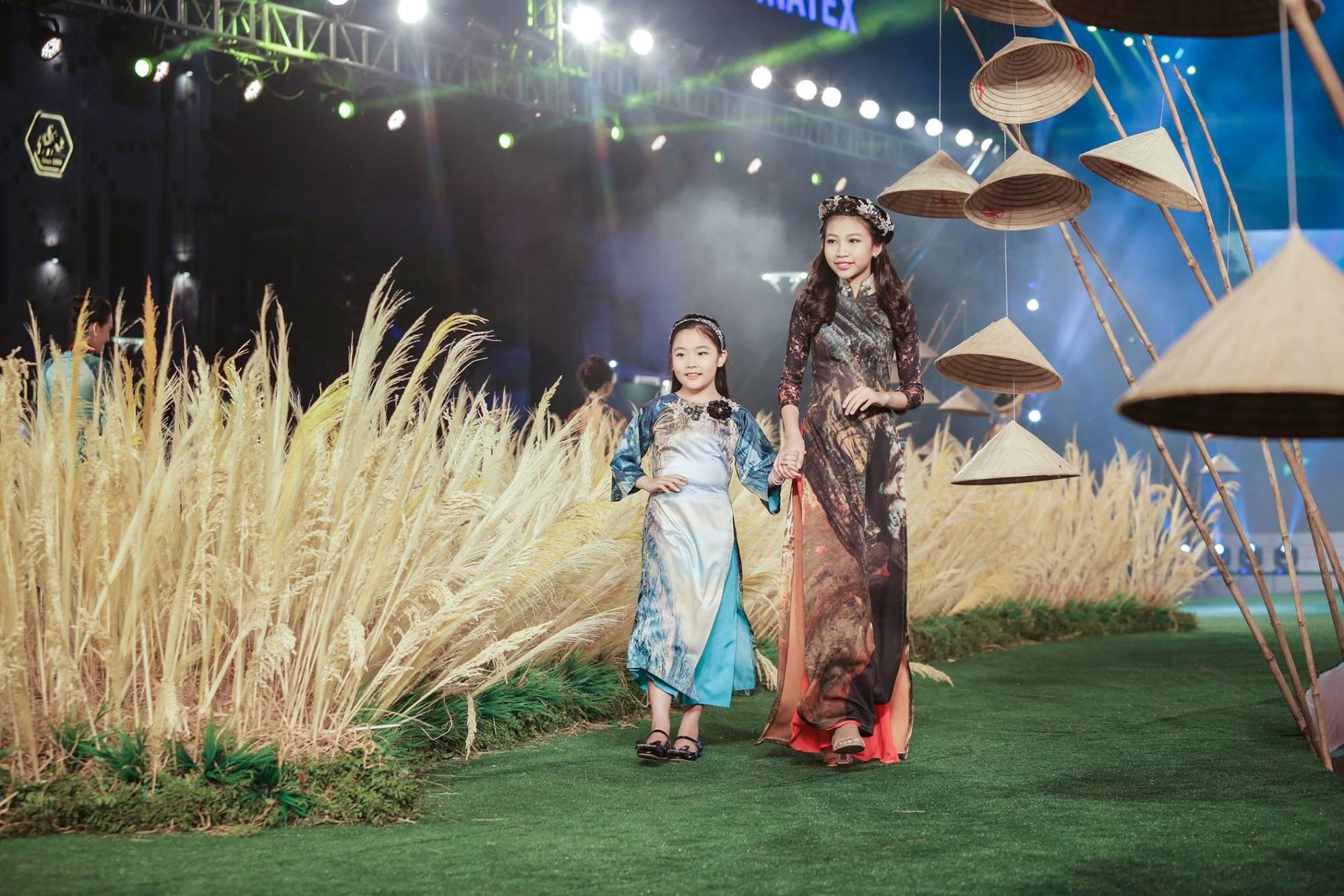 Mới 13 tuổi mà đã cao 1m72, cô bé Việt giành ngay ngôi vị Hoa hậu Hoàn vũ nhí 2018 - Ảnh 10.
