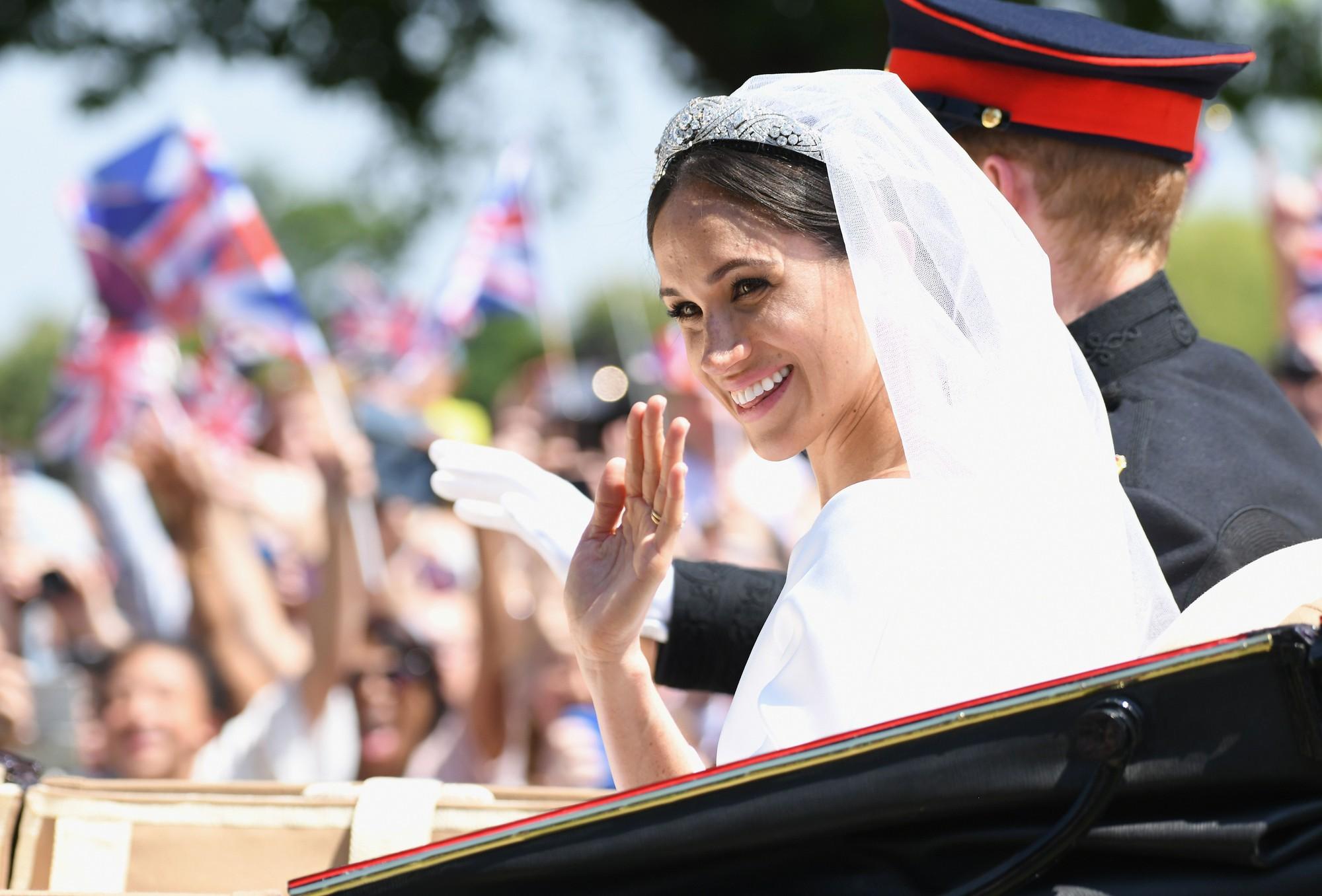 Dù kết hôn với Hoàng tử Anh, Meghan vẫn không được công nhận là công dân Anh trong vài năm tới 3